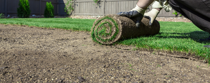 Dracut, MA Lawn Sodding & Seeding Services